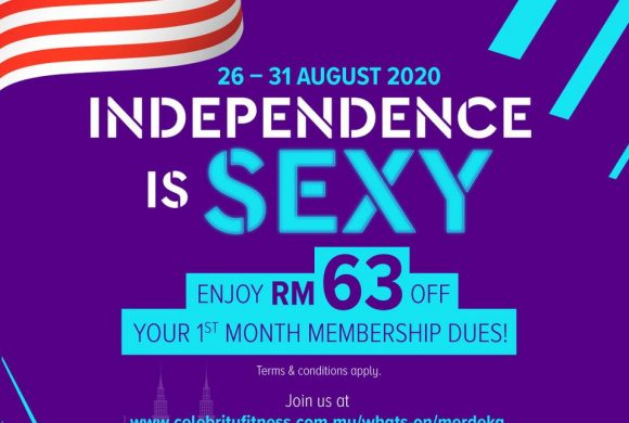 CF INDEPENDENCE IS SEXY RM 63 OFF