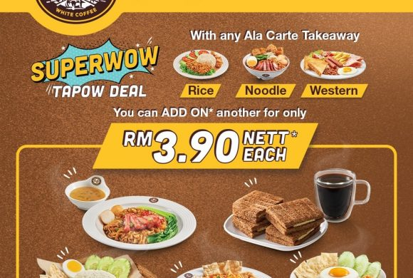 OldTown SuperWow Tapow Deal